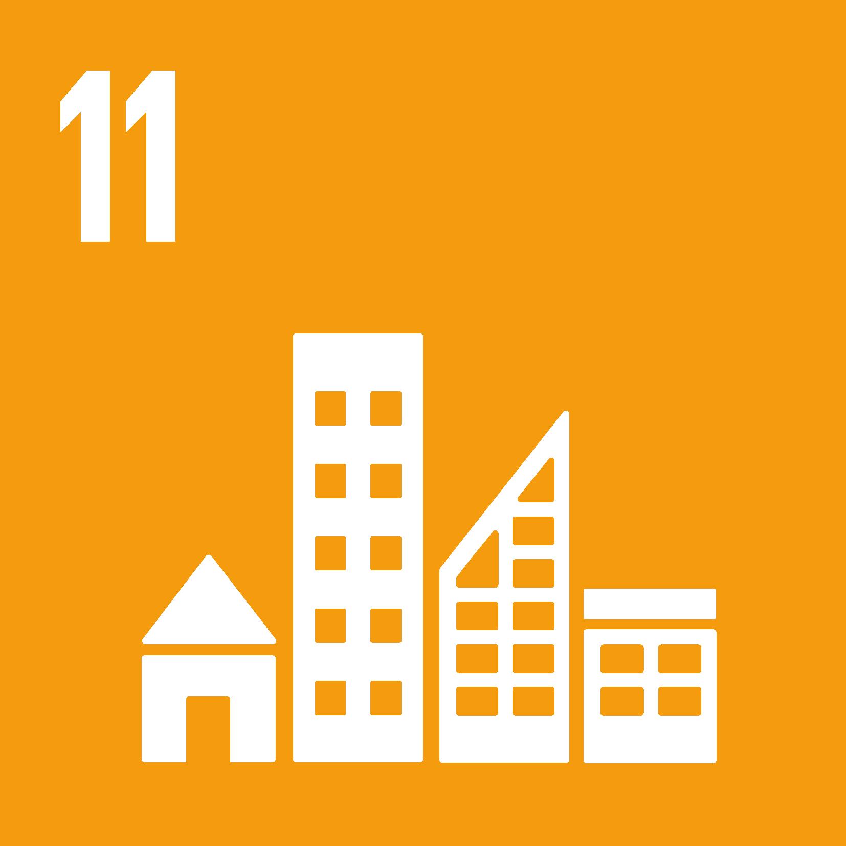 Bæredygtige byer og lokalsamfund