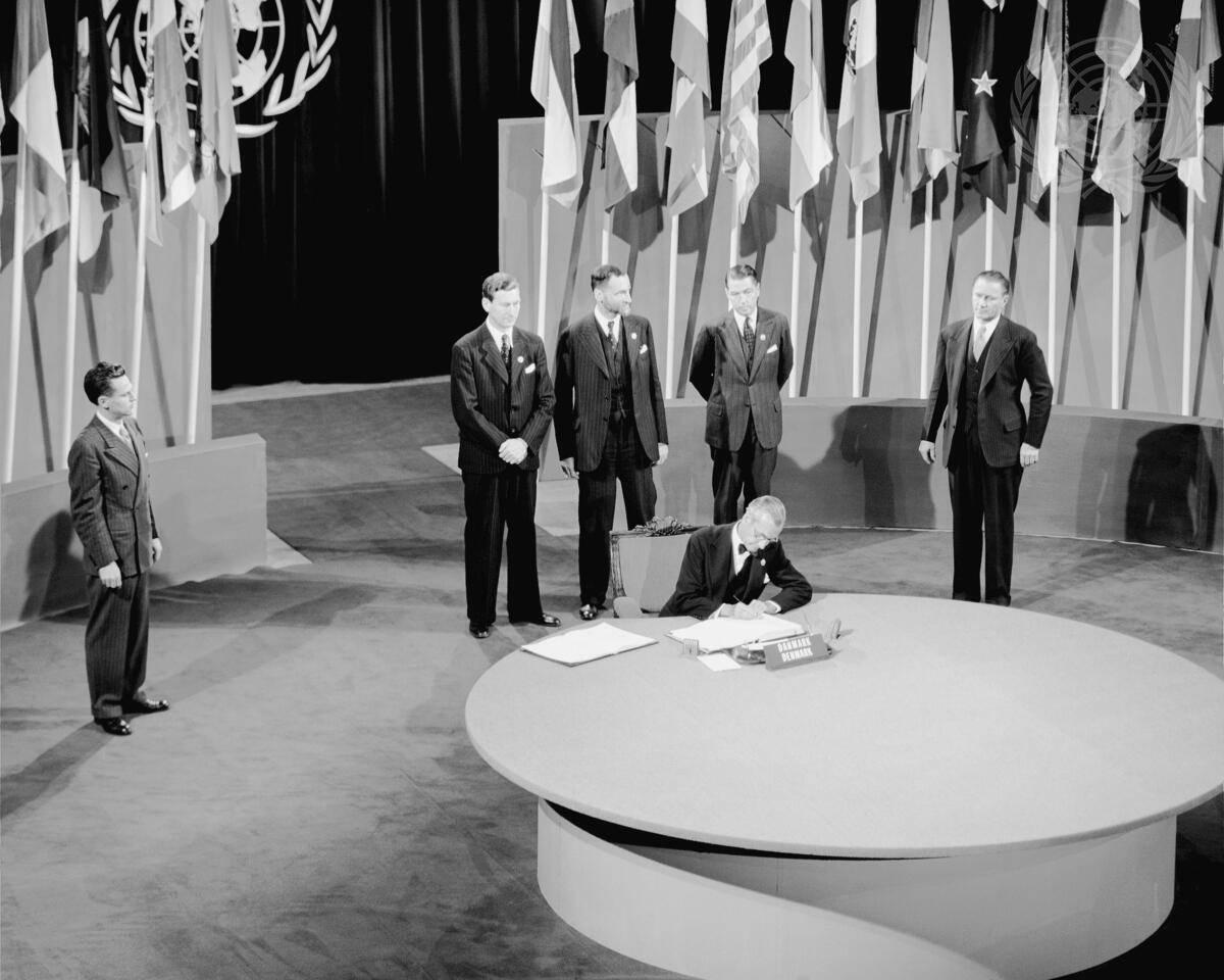FN's historie