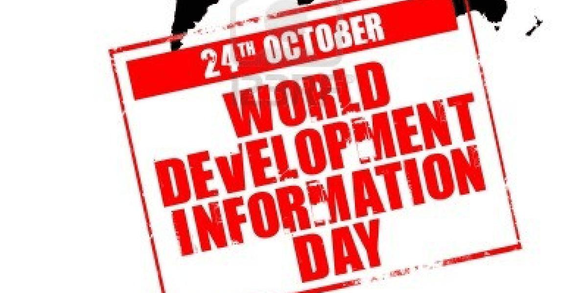 Verdensdagen for information om udvikling