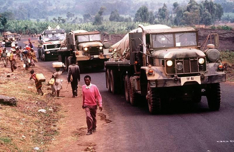 Mindedag over folkemordet i Rwanda
