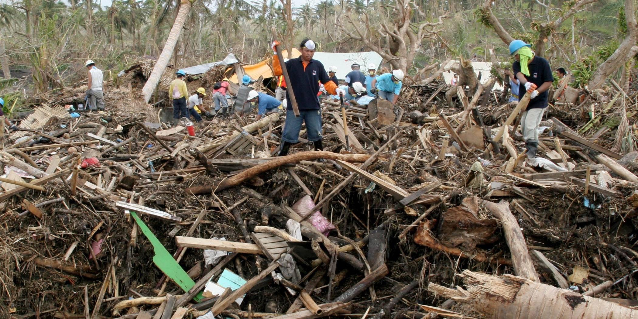 Den internationale dag for reduktion af katastrofer