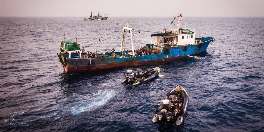 Den internationale dag mod ulovlig, urapporteret og ureguleret fiskeri