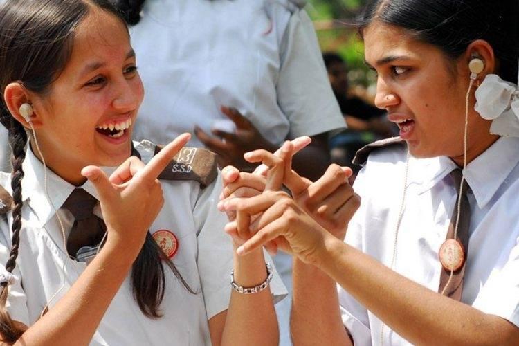 Den internationale dag for tegnsprog
