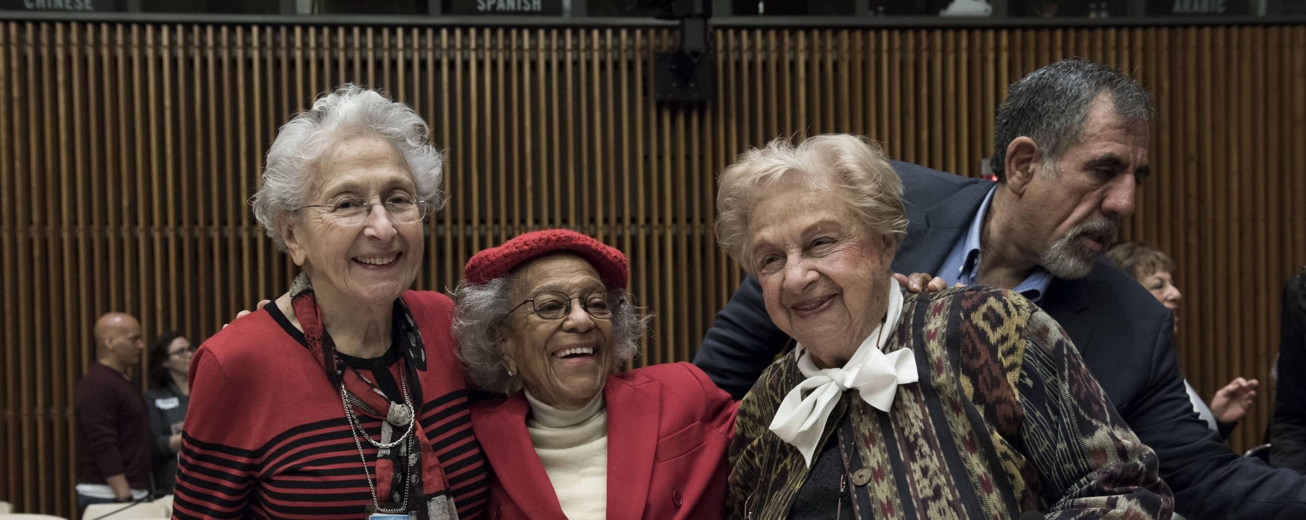 Den internationale dag for ældre