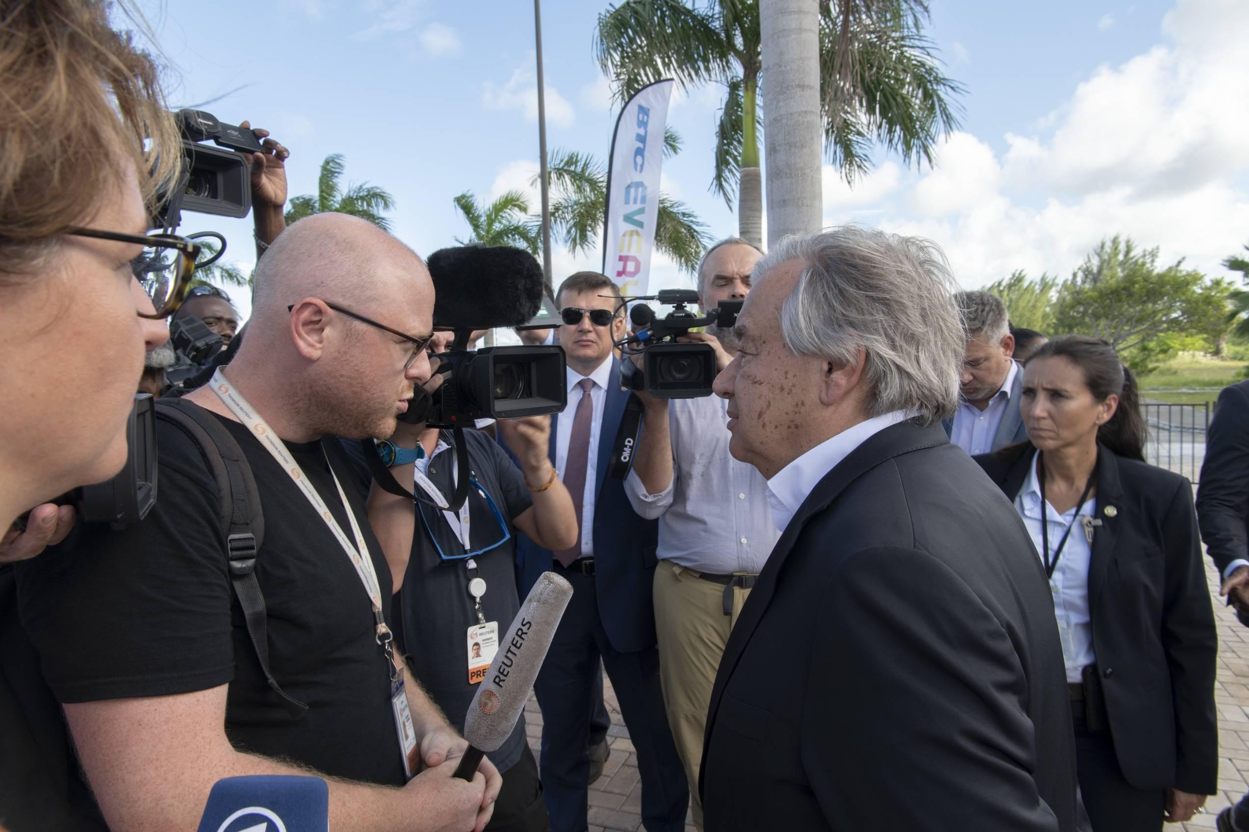 Den internationale dag mod forbrydelser mod journalister