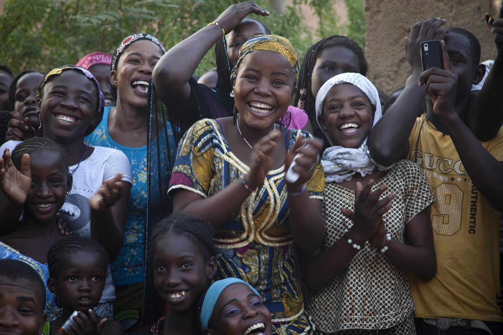 Den internationale dag for lykke