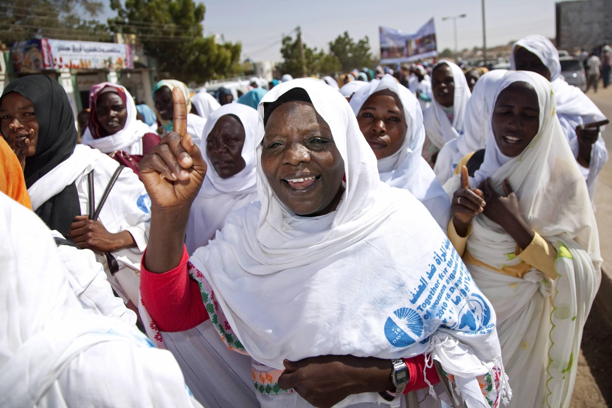Den internationale dag for afskaffelse af vold mod kvinder