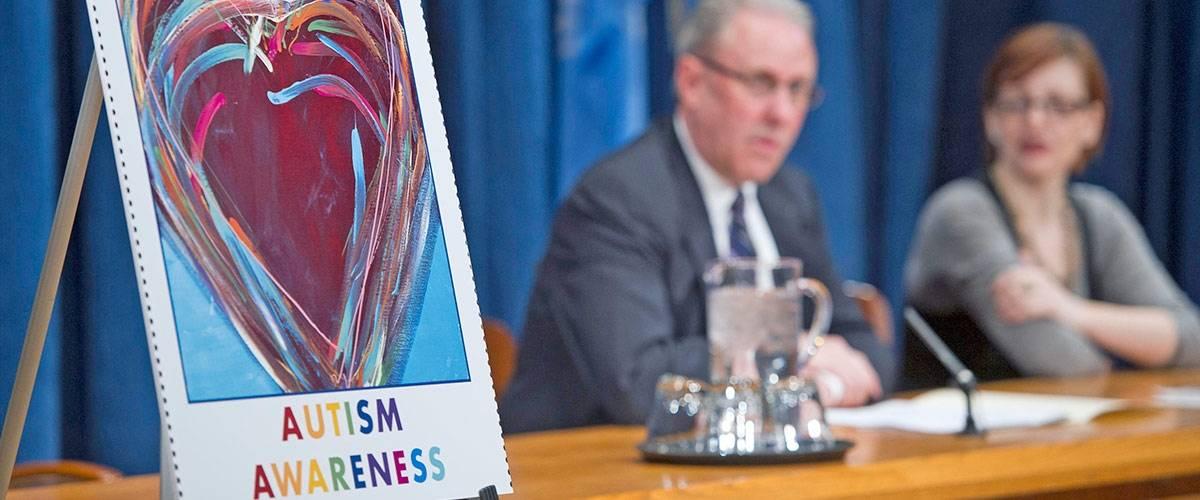 FN-dagen for bevidsthed omkring autisme