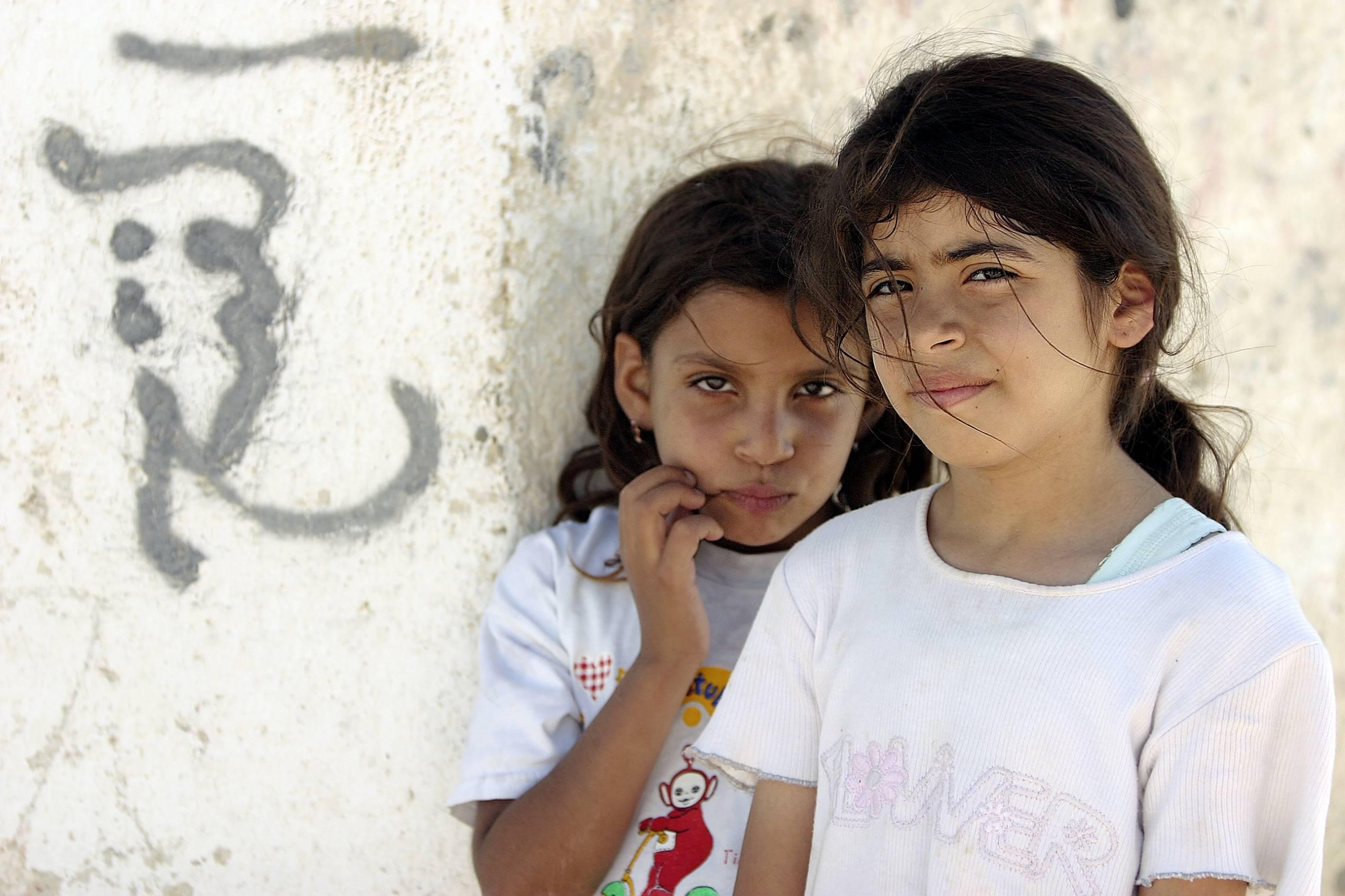 Den internationale dag for uskyldige børn udsat for angreb