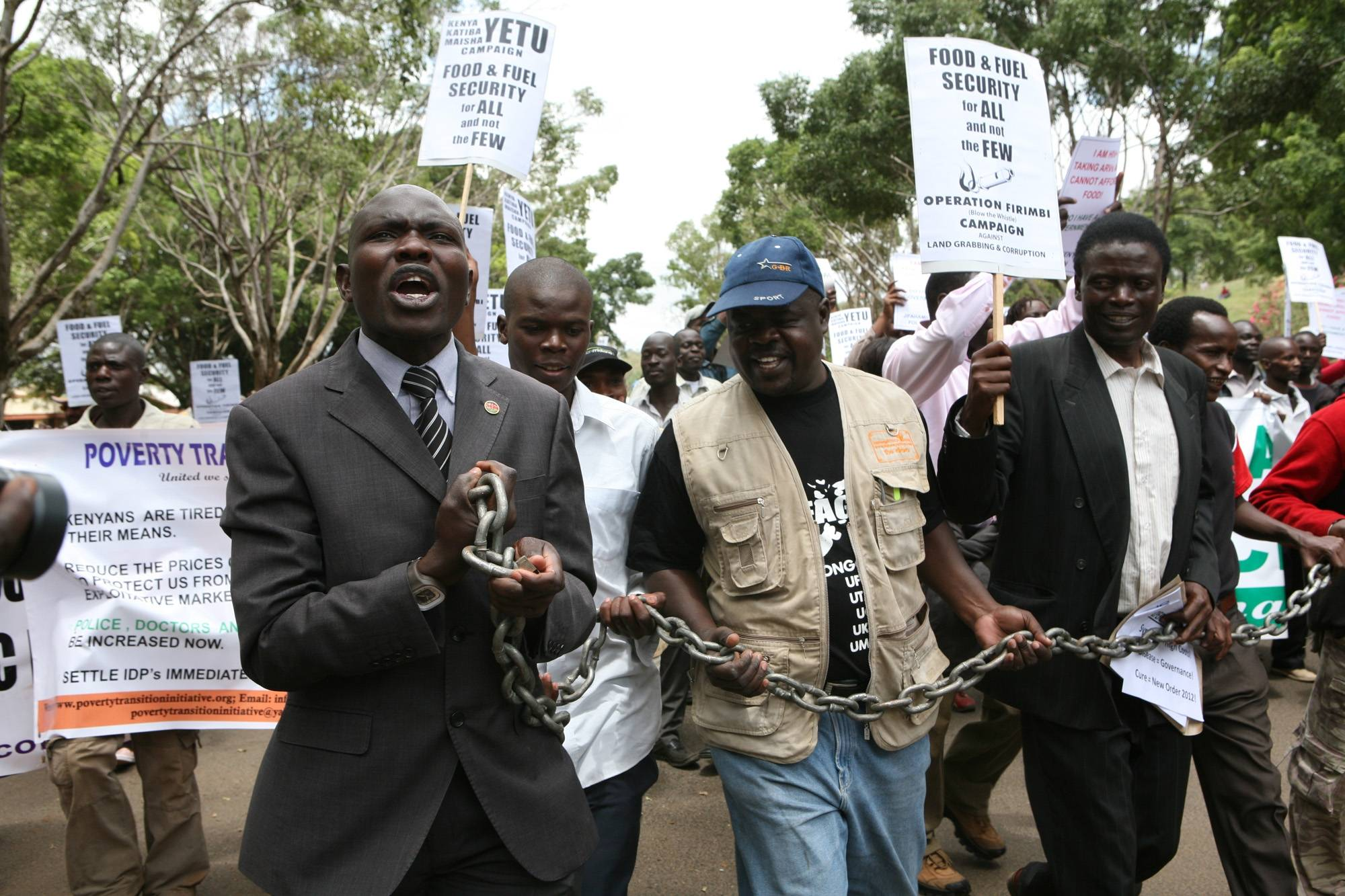 Den internationale dag mod korruption