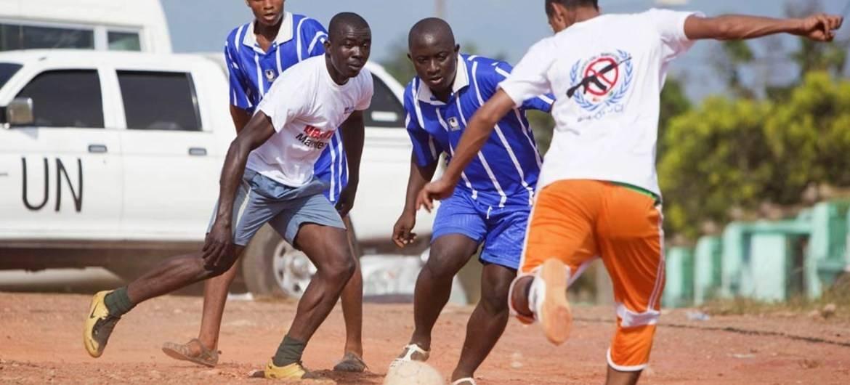 Den internationale dag for idræt, udvikling og fred