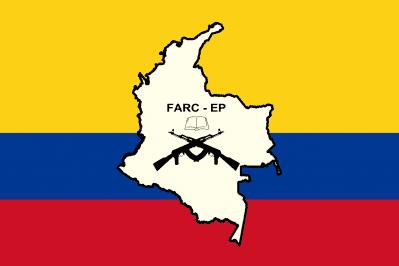 FARC flag