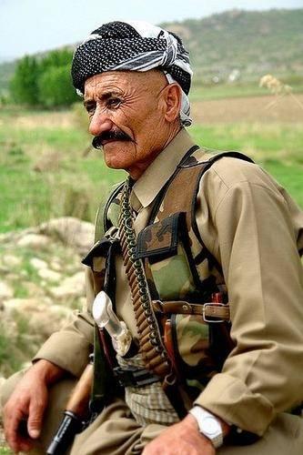 Et medlem af PKK