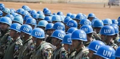 Nepalesiske FN-soldater