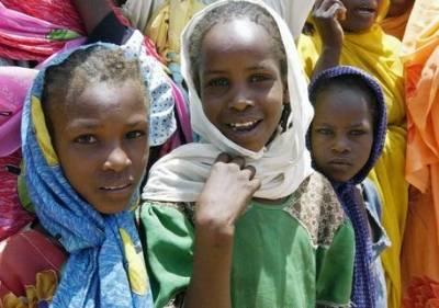 Hjemvendte flygtninge i Labado