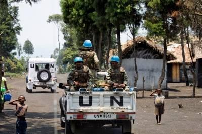 FN styrken MONUC